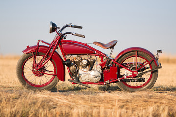 Motorcycle Indian 1928