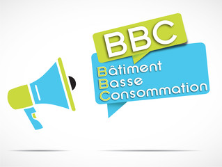 mégaphone : BBC