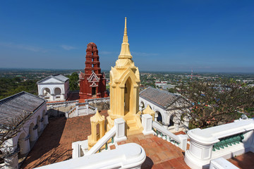Wat Phra Kaew in Khao Wang, Phetchaburi