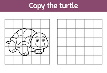 Copy the picture (turtle)