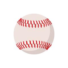 Baseball cartoon icon