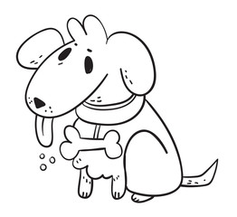 White Ghost Dog