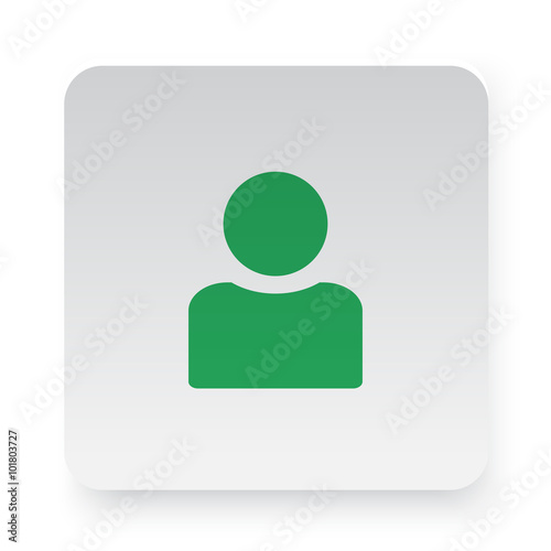 Profile Icon White