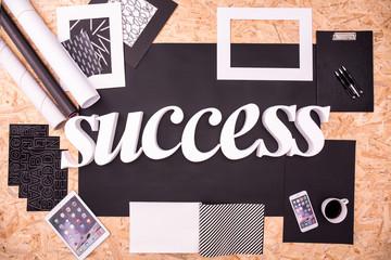 White success title