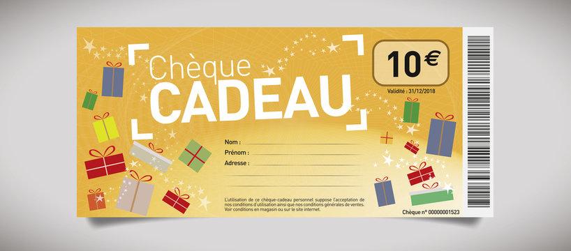 Chèque cadeau 03