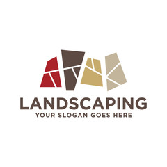 An excellent logo for Landscaping, Gardening, Gallery Museum, and investment Company. using simple logo that quite unique so it can stand from the crowd. Easy implement for future needs.