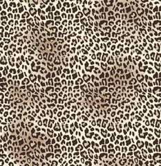 Little cheetah print ~ seamless background