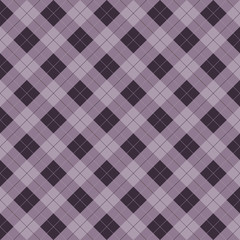 Vintage, rhombus, vector pattern.