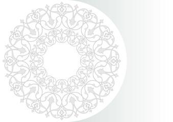 Dairesel motif 3