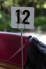 Handbag on Table 12