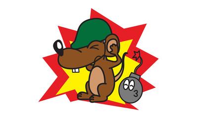 Rat Bomb
