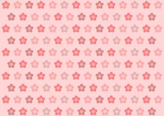 さくら 花柄 背景 素材 ピンク