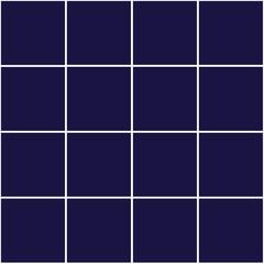 Grid Square Royal Blue Background Vector Illustration