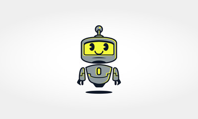 Robot Android Logo