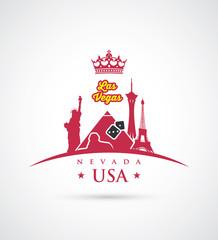 Las Vegas symbols