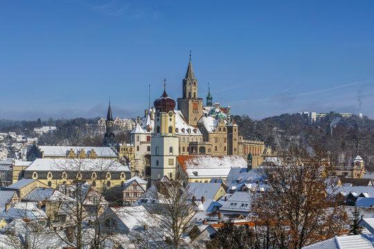 Winter in Sigmaringen