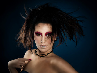 Avantgarde Make-up and Hairstyling (Monica)