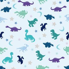 Dinosaur among the stars