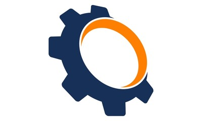 Gear Template Logo