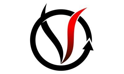 Letter V Vapor System