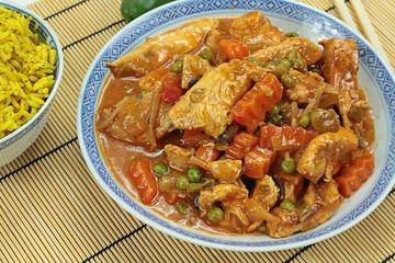 poulet aux légumes 05022016