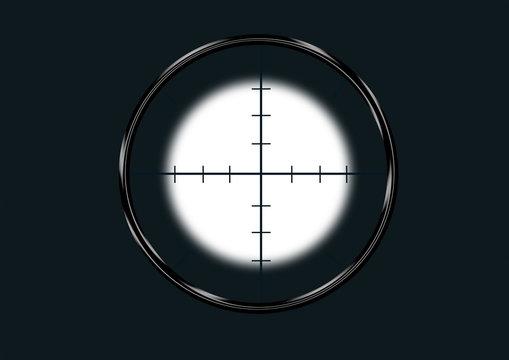 sniper view finder