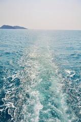 This is Koh Kham island in Thailand