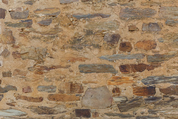 Deurstickers Oude vuile getextureerde muur Old textured wall background