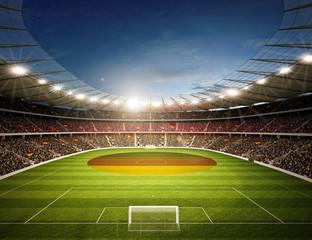 Stadion Deutschland P1