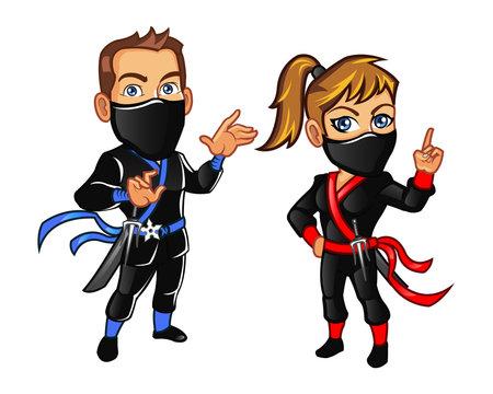 Ninja Couple