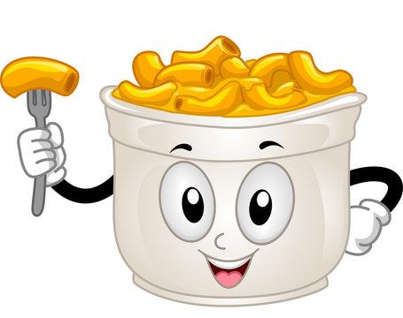 Mascot Mac and Cheese