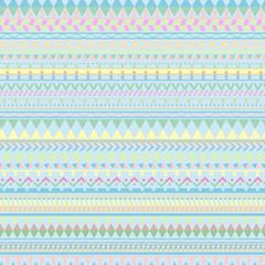 Seamless geometric pattern with zigzags
