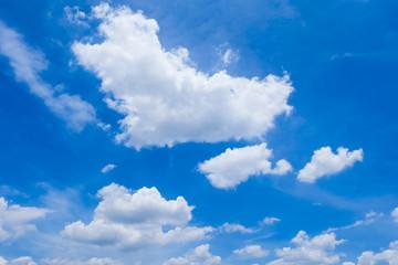 heart-shaped cloud.
