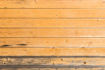 Big Brown old wood plank background and texture