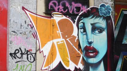 Graffity Art Brighton