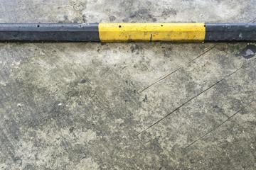 Car parking empty slot floor texture.