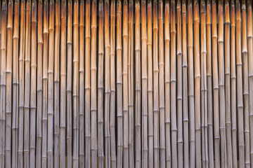 Bamboo wood texture and background.