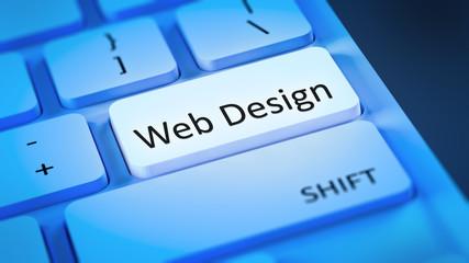 computer keyboard web design