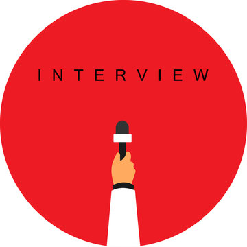 Microphone, interview