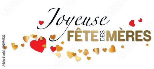 JOYEUSE FÊTE DES MÈRES\