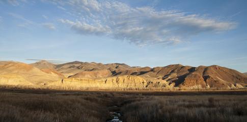 Beautiful Landscape Western United States Idaho Ranch Land
