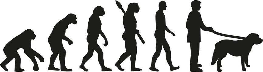 St. Bernard evolution