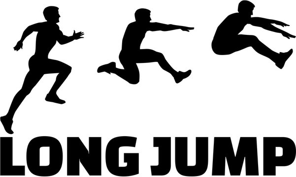 Long Jump sequence with word