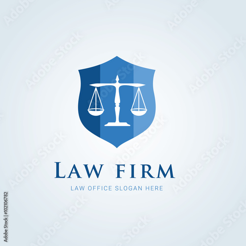 quot law firm logo law office logo lawyer logo vector logo template quot stock image and royalty free