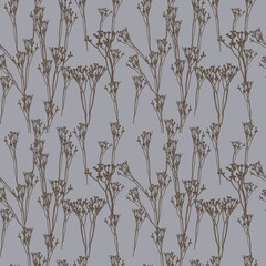 Are seamless a pattern with branches