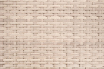 weave wicker pattern background