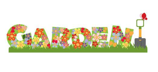 Garden banner
