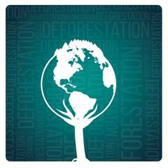 landscape deforestation design