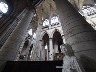 Die gotische Kathedrale von Rouen