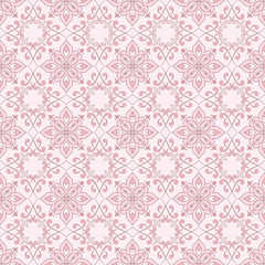 Vintage seamless  light pink texture.
